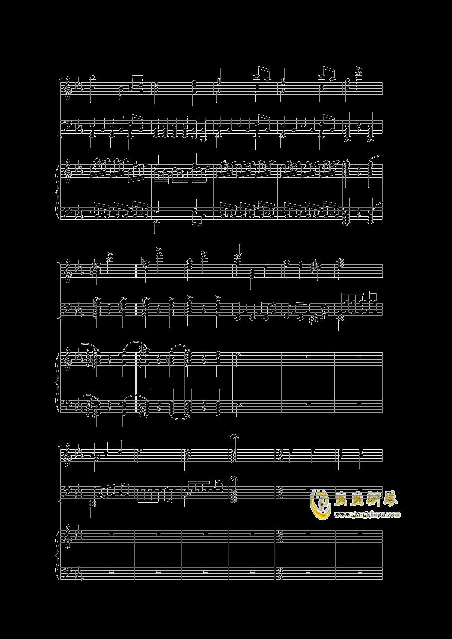 Piano Concerto I钢琴谱 第10页
