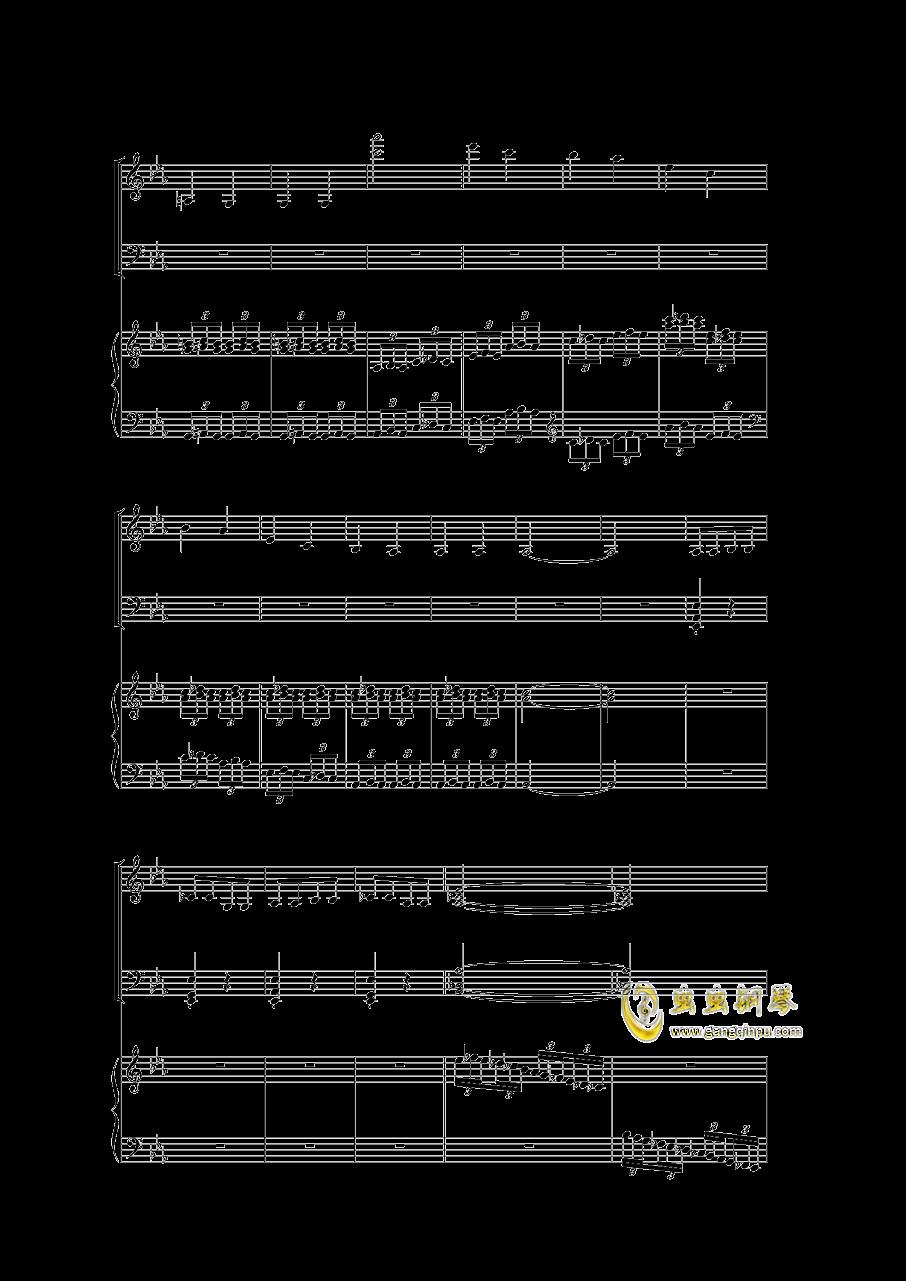 Piano Concerto I钢琴谱 第14页