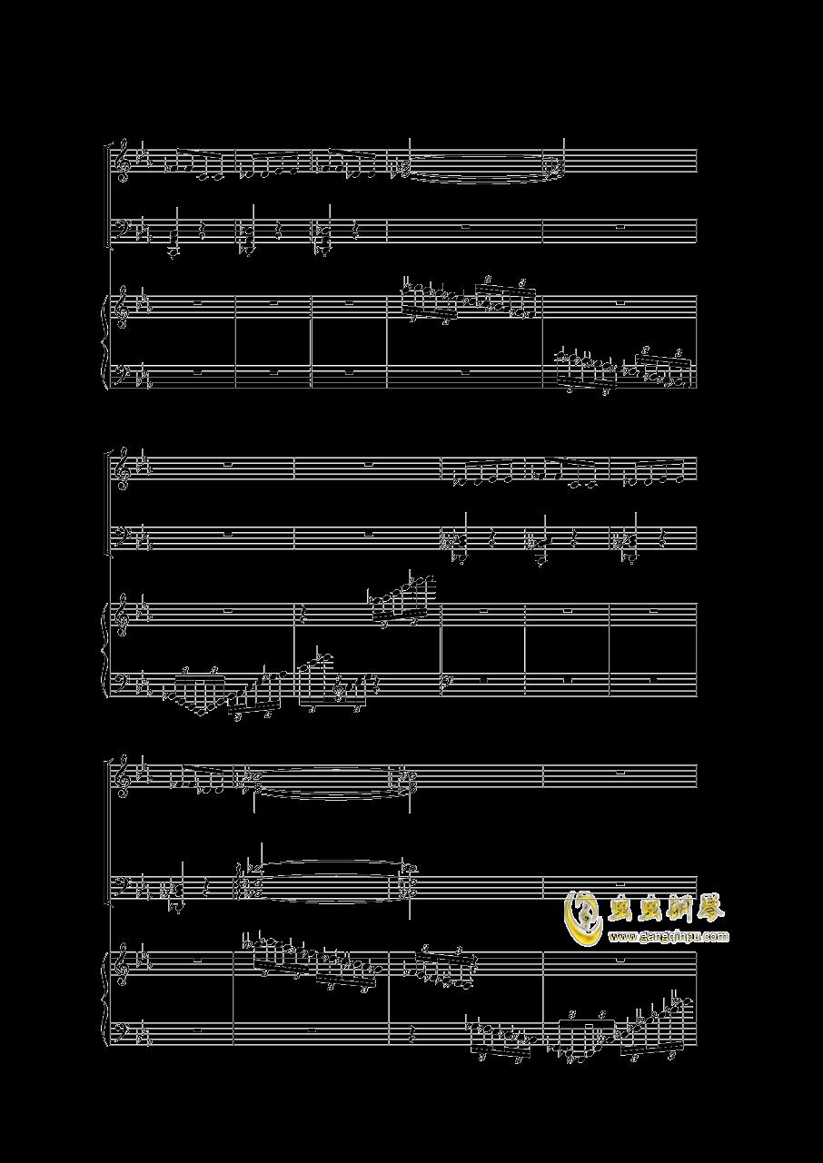 Piano Concerto I钢琴谱 第16页