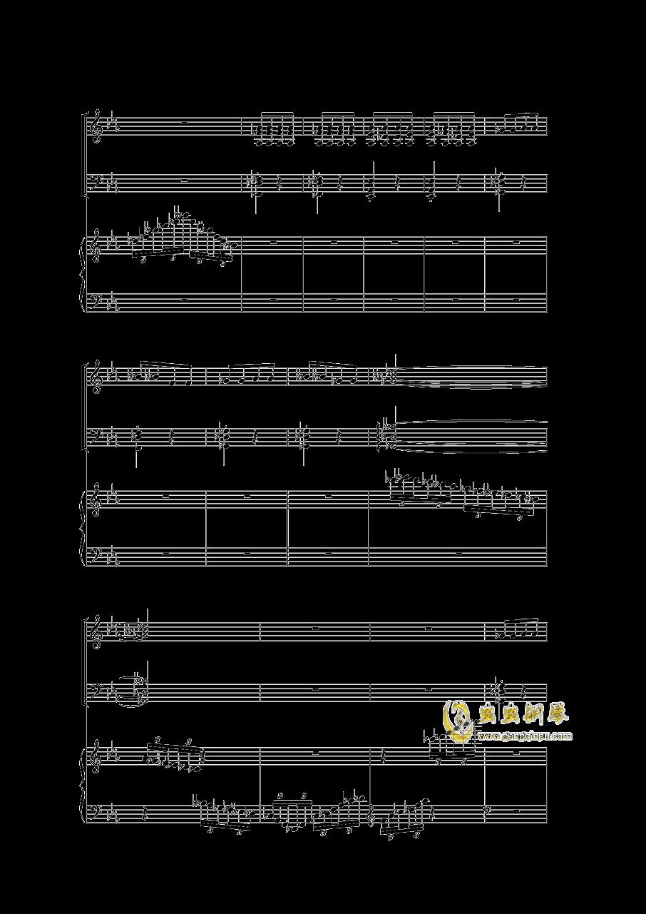 Piano Concerto I钢琴谱 第17页