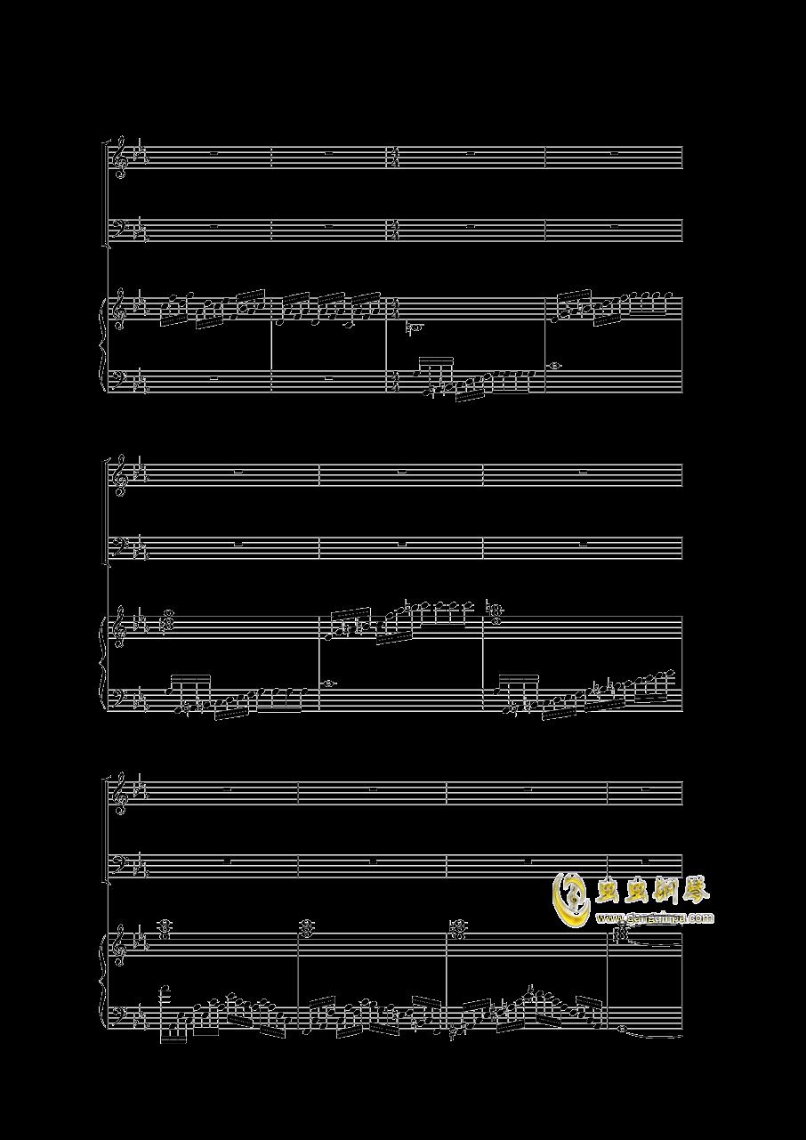 Piano Concerto I钢琴谱 第28页