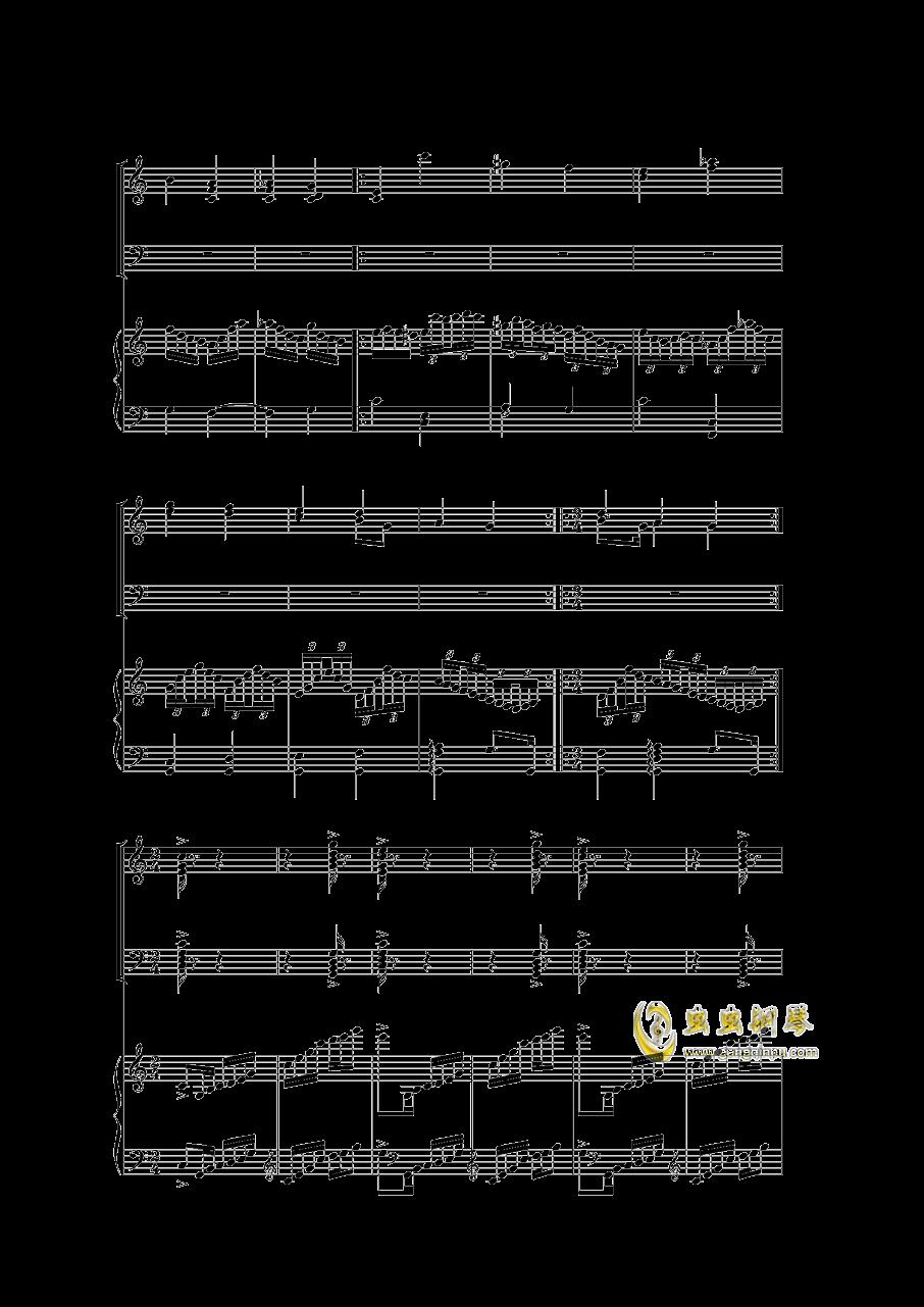 Piano Concerto I钢琴谱 第30页