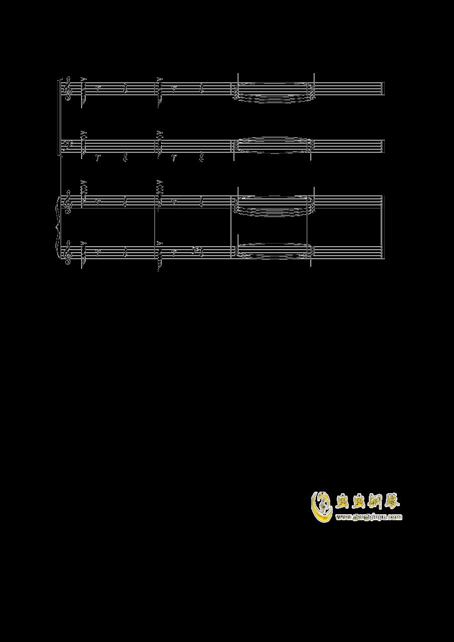Piano Concerto I钢琴谱 第31页