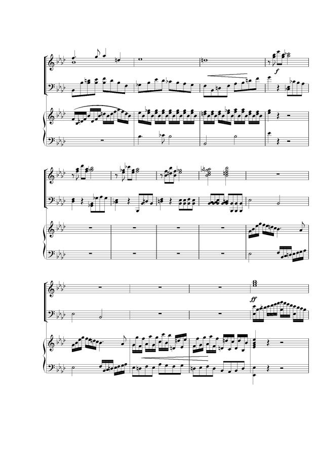 Piano Concerto No.2钢琴谱 第10页