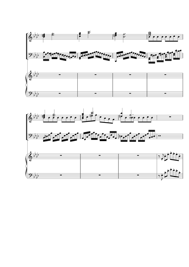 Piano Concerto No.2钢琴谱 第11页