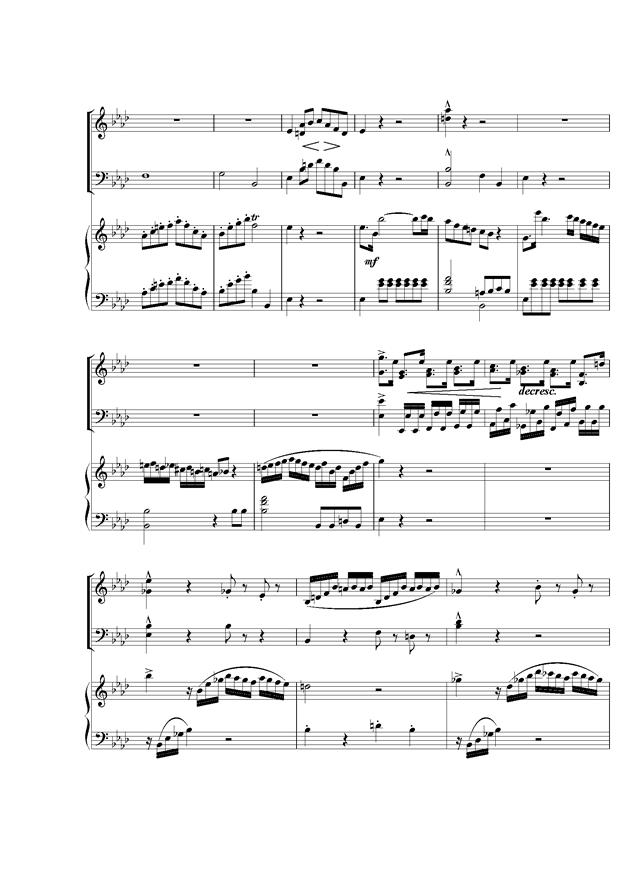 Piano Concerto No.2钢琴谱 第12页