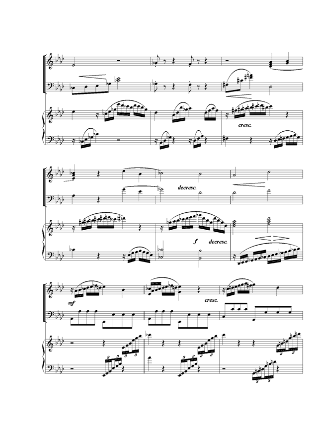 Piano Concerto No.2钢琴谱 第13页
