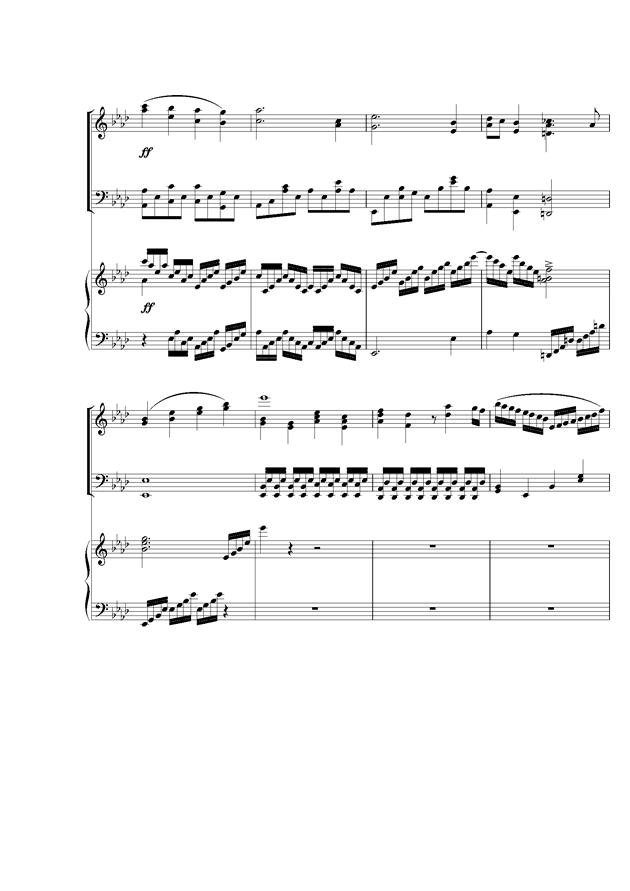 Piano Concerto No.2钢琴谱 第15页