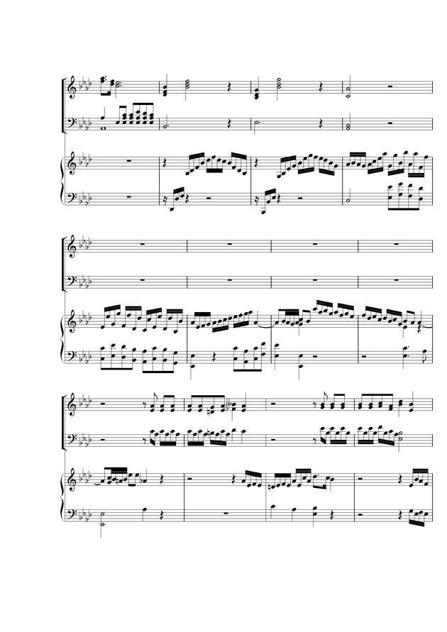 Piano Concerto No.2钢琴谱 第16页
