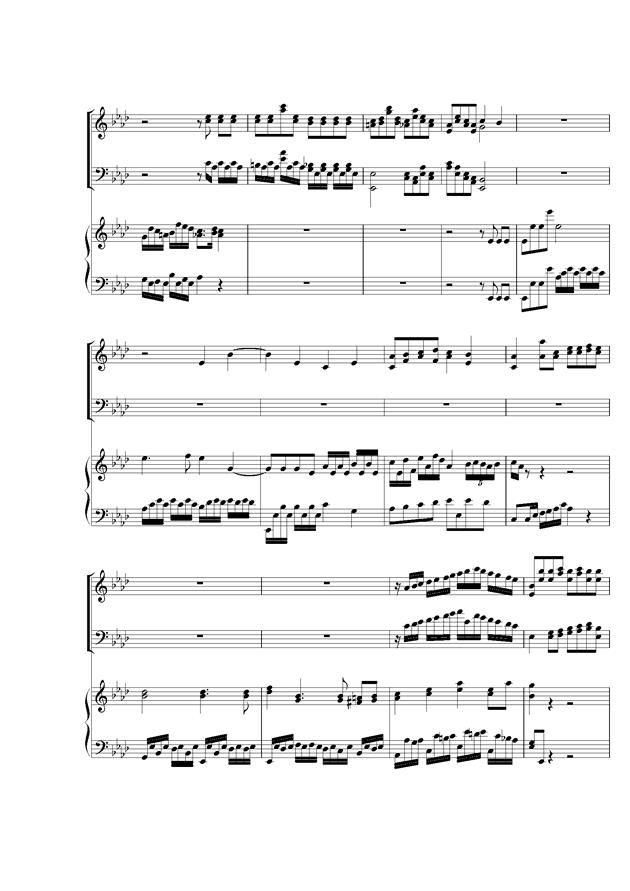 Piano Concerto No.2钢琴谱 第17页