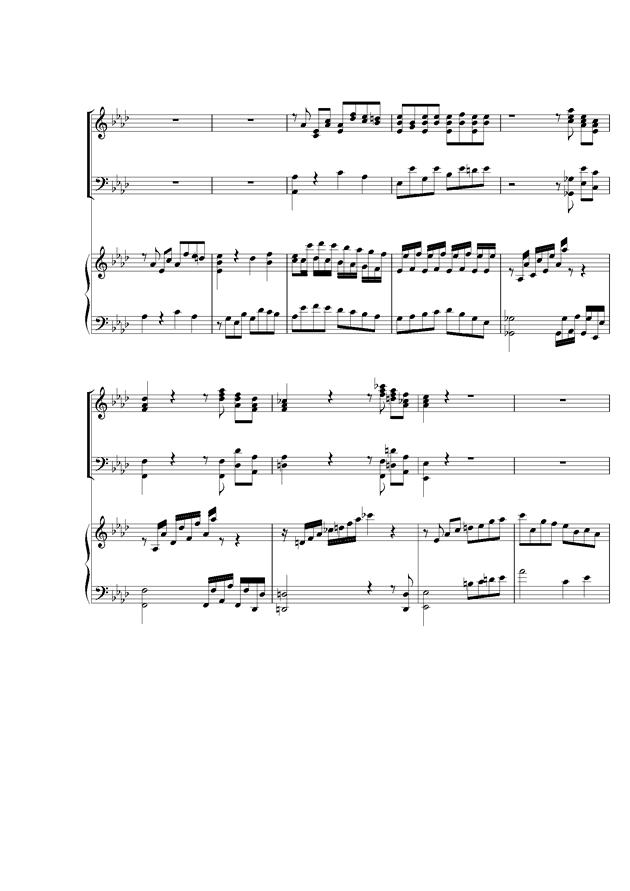 Piano Concerto No.2钢琴谱 第18页