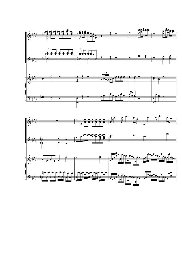 Piano Concerto No.2钢琴谱 第19页
