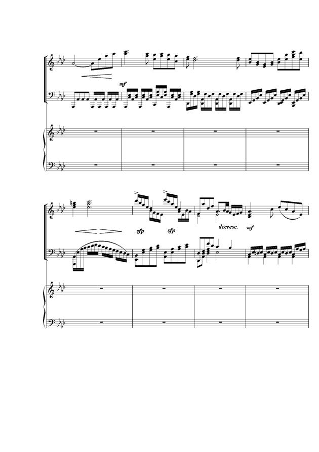 Piano Concerto No.2钢琴谱 第2页