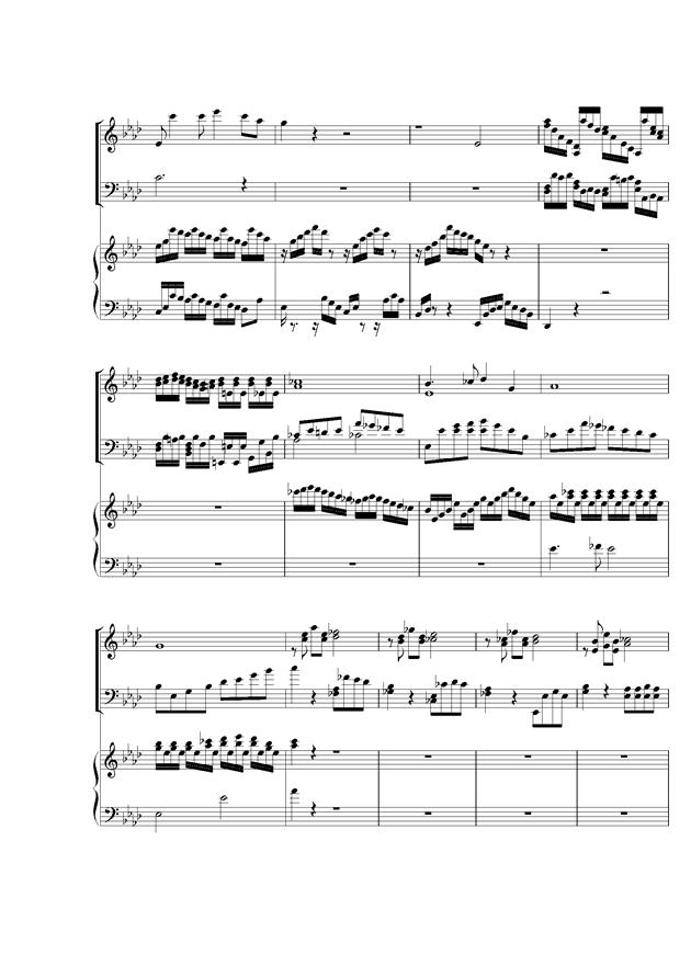 Piano Concerto No.2钢琴谱 第20页