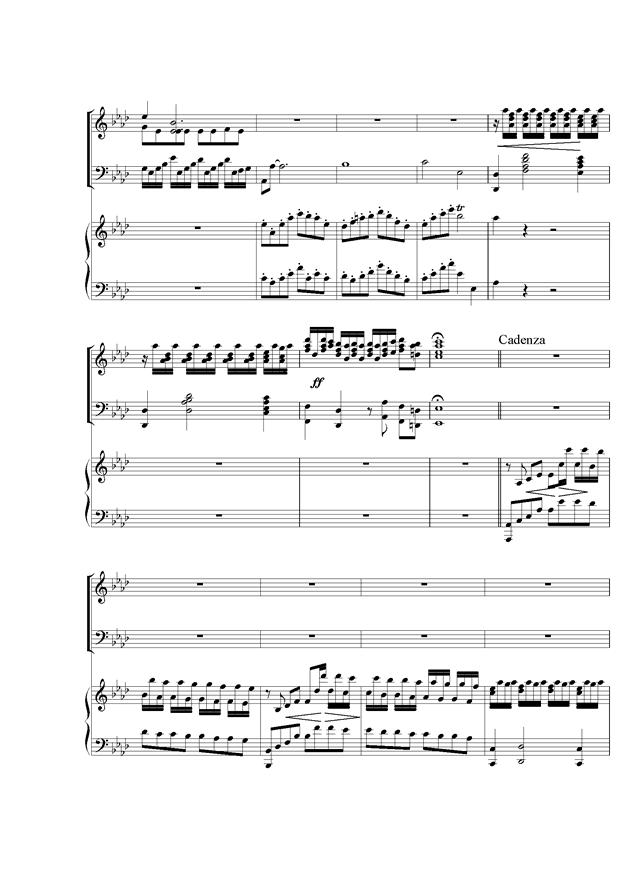 Piano Concerto No.2钢琴谱 第22页