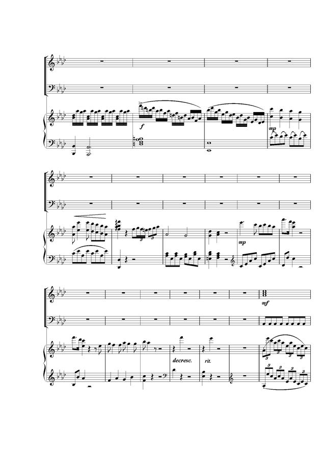 Piano Concerto No.2钢琴谱 第23页