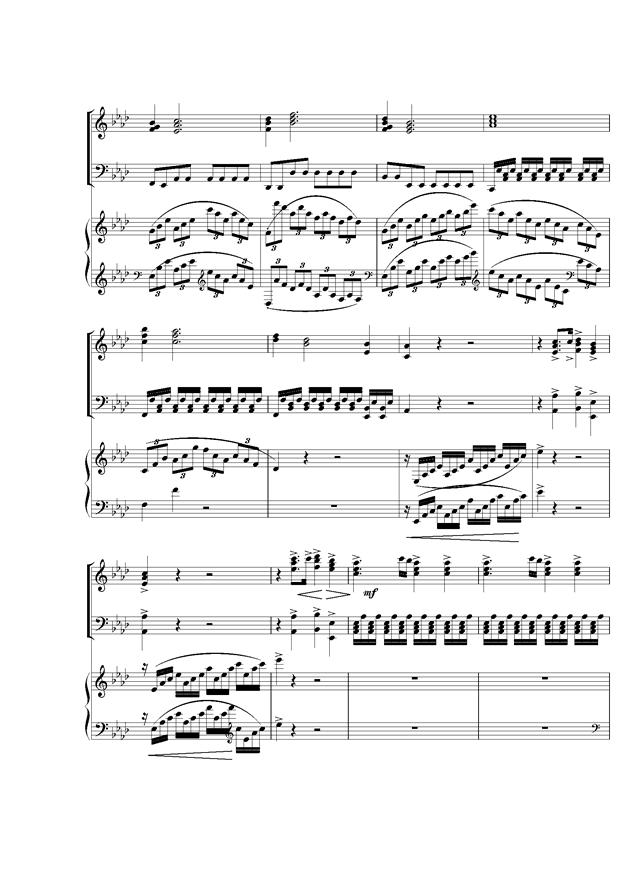 Piano Concerto No.2钢琴谱 第24页