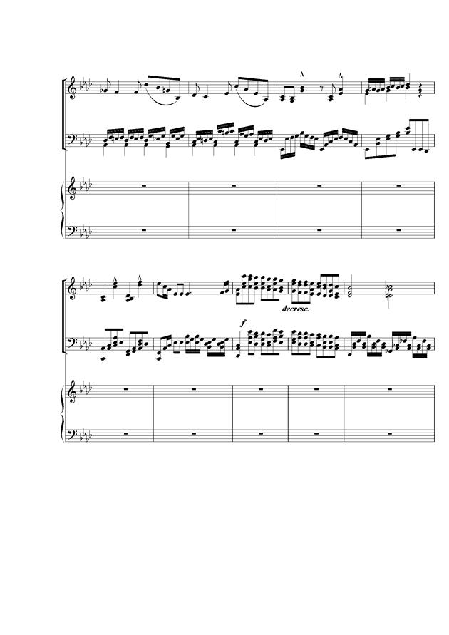 Piano Concerto No.2钢琴谱 第3页