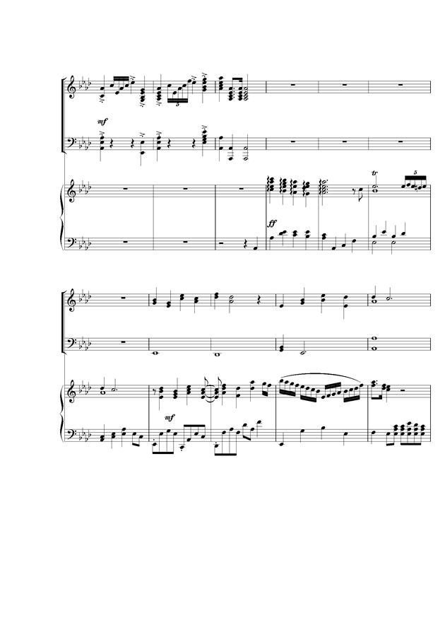 Piano Concerto No.2钢琴谱 第5页
