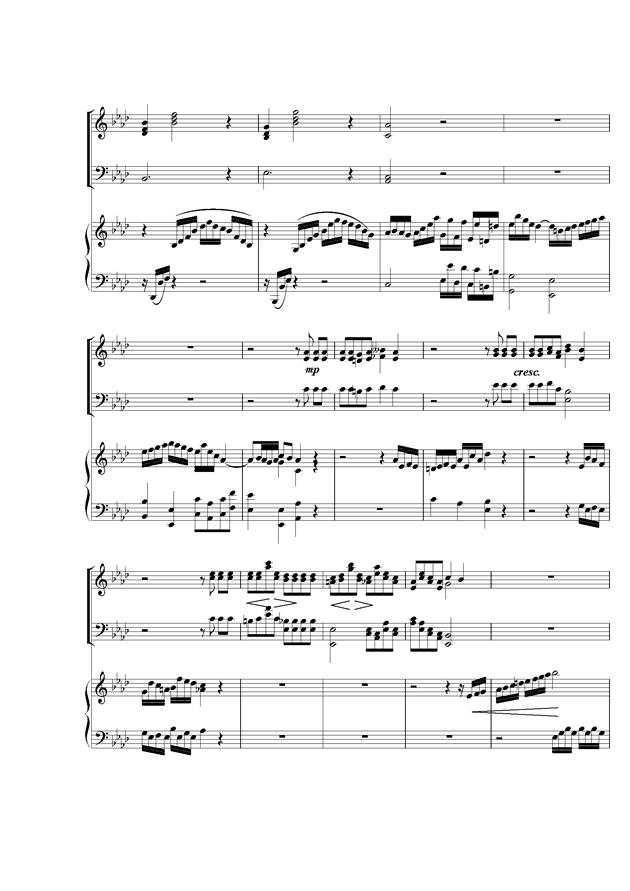 Piano Concerto No.2钢琴谱 第6页