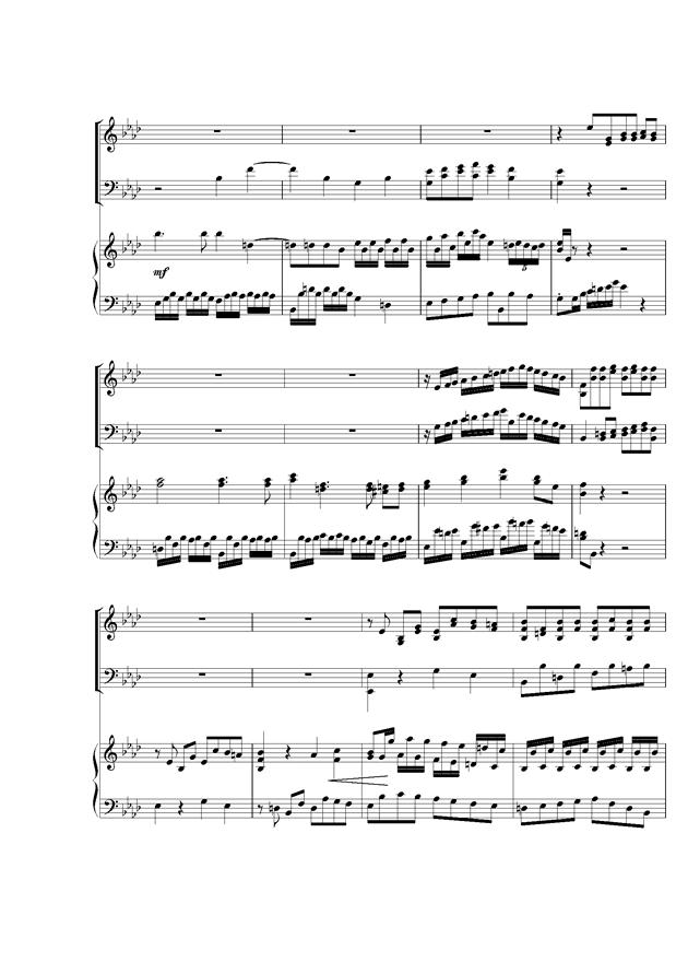 Piano Concerto No.2钢琴谱 第7页