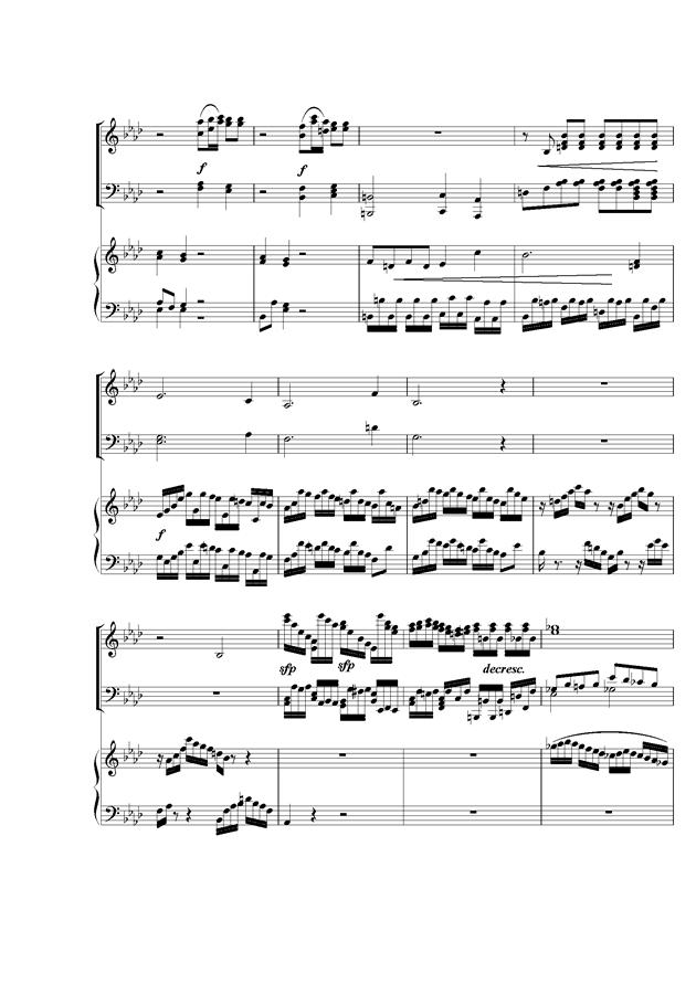 Piano Concerto No.2钢琴谱 第9页