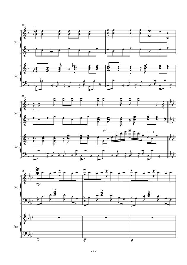 伴奏曲,伴奏曲钢琴谱,伴奏曲钢琴谱网,伴奏曲钢琴谱大全,虫虫钢