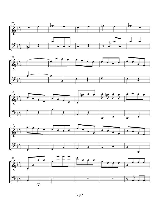 命运交响曲,命运交响曲钢琴谱,命运交响曲钢琴谱网,命运交响曲