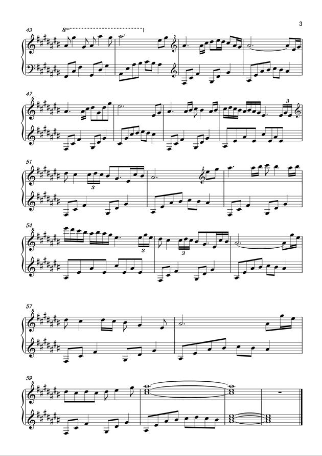手机手机我问你的曲谱-何必问我会不会唱歌,何必问我会不会唱歌钢琴谱,何必问我会不会