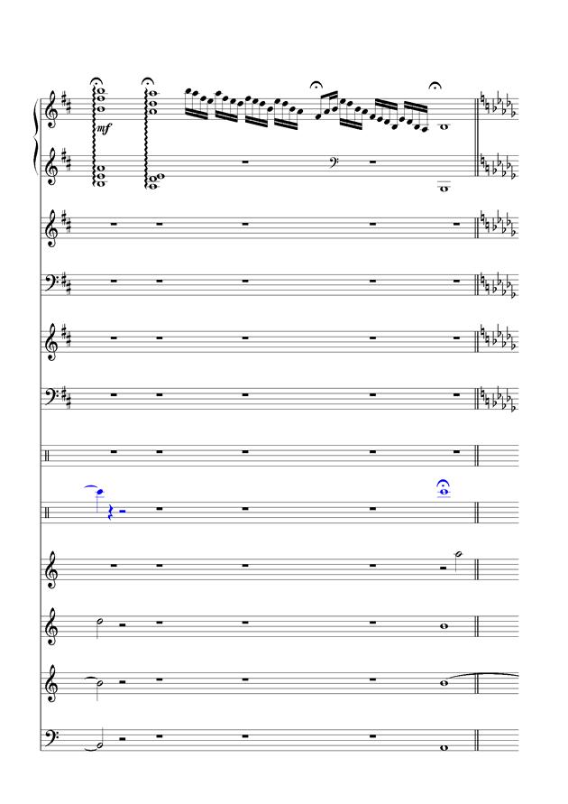 盛秋-落叶的旅行钢琴谱 第2页