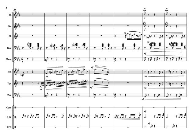 Bana Coffee钢琴谱 第5页