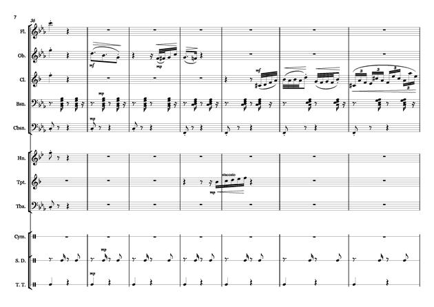 Bana Coffee钢琴谱 第7页
