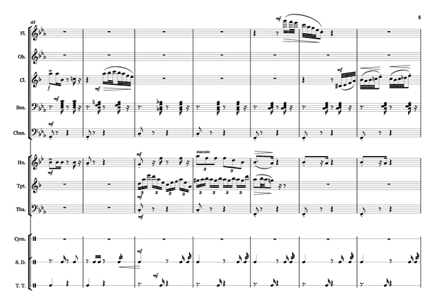 Bana Coffee钢琴谱 第8页