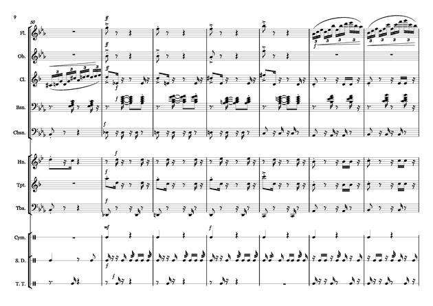 Bana Coffee钢琴谱 第9页
