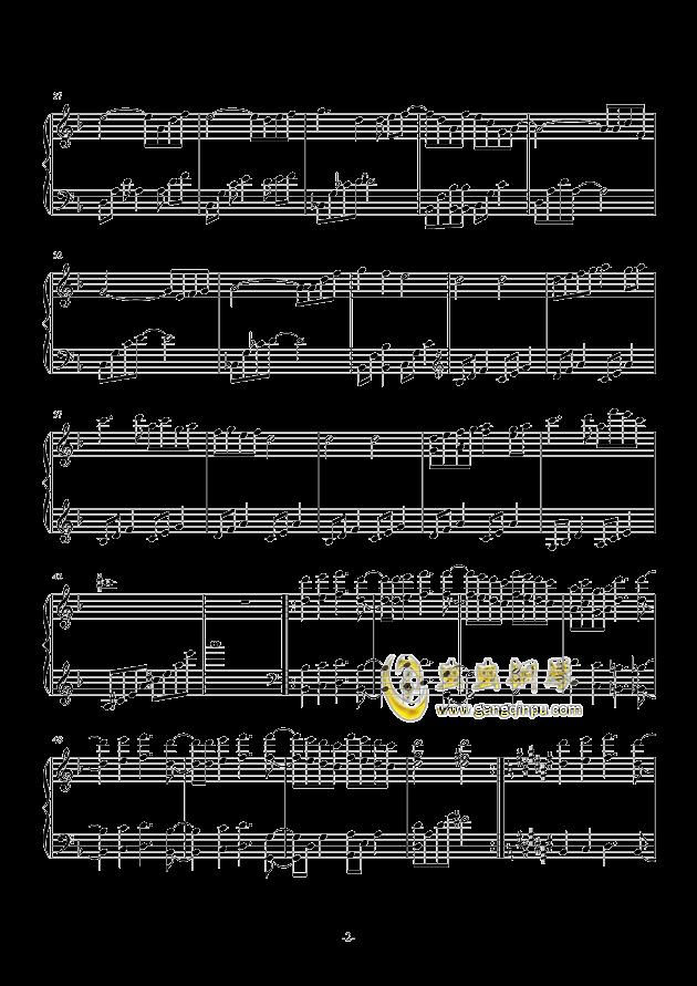 �@花烂漫钢琴谱 第2页