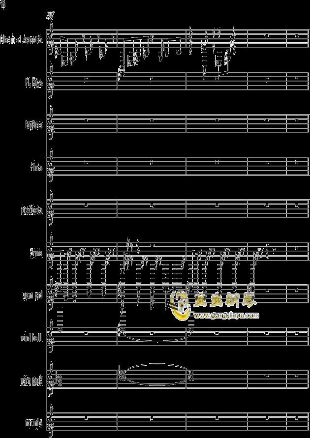 冒险岛旧版登录音乐,冒险岛旧版登录音乐钢琴谱,冒险岛旧版登录