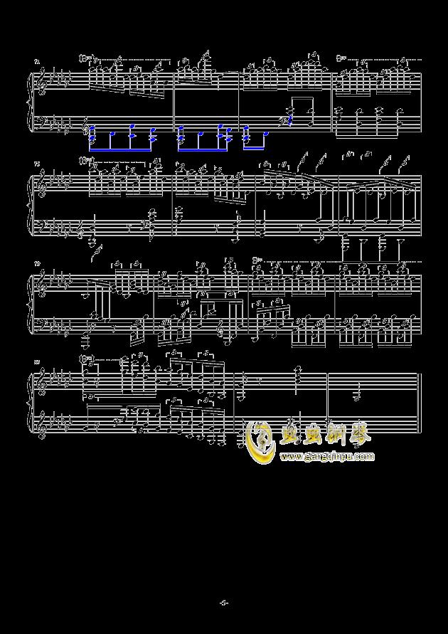黑键练习曲 ,黑键练习曲 钢琴谱,黑键练习曲 钢琴谱网,黑键练习曲