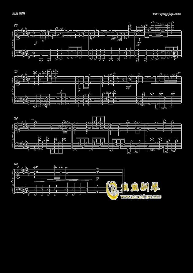 かえりみちスキップ钢琴谱 第2页