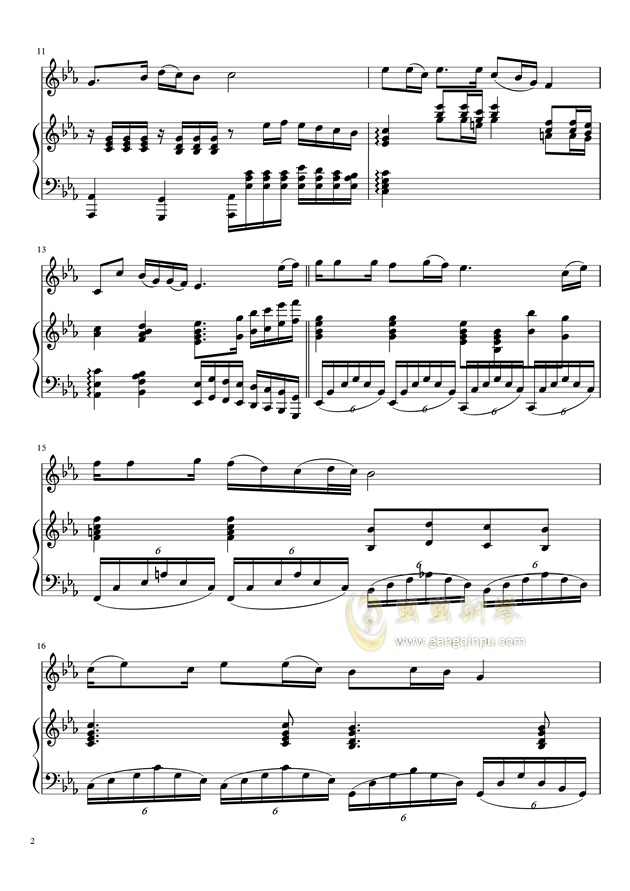>> 华语男歌手 >> 阎维文 >>母亲-钢琴伴奏-金龙鱼