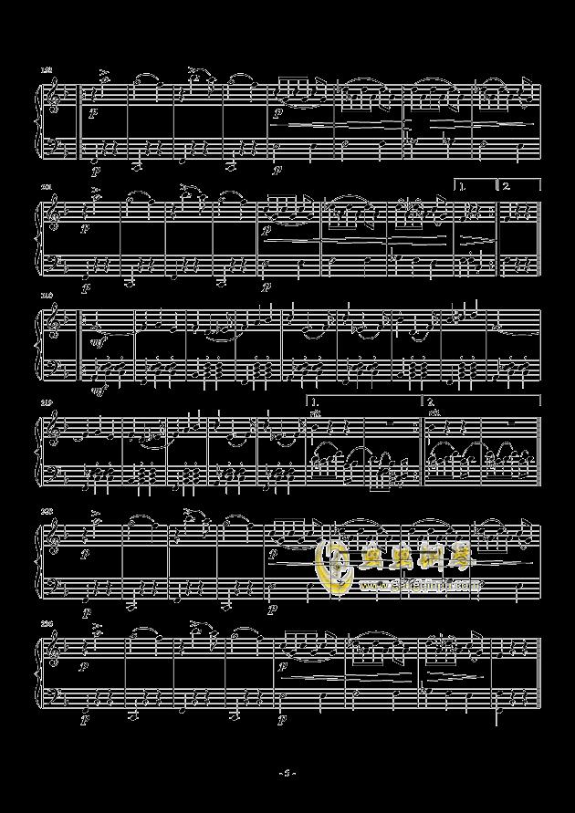 ilyich tchaikovsky >>swan lake-act i:valse (天鹅湖-第一幕:圆舞曲