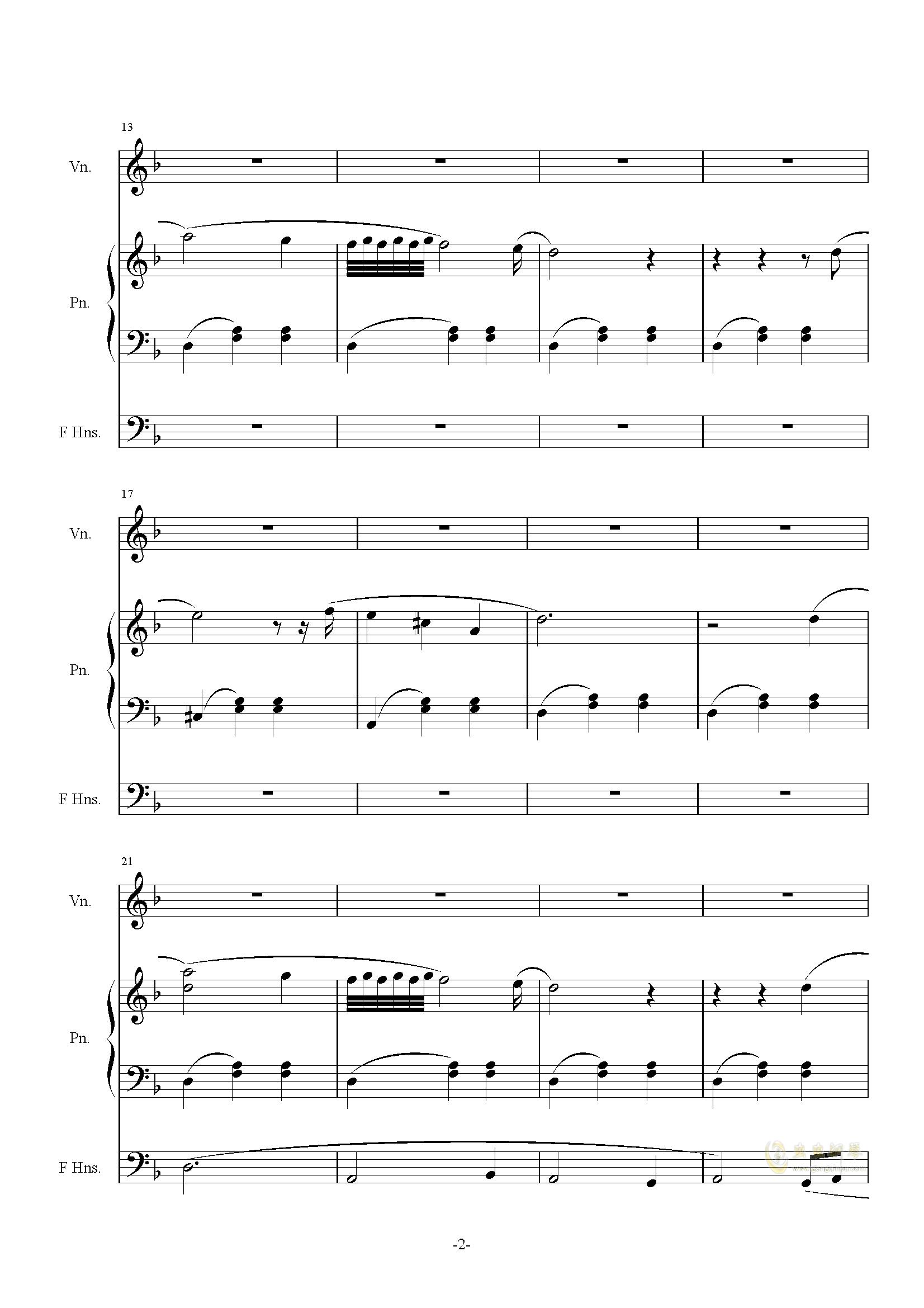 Sensuality钢琴谱 第2页