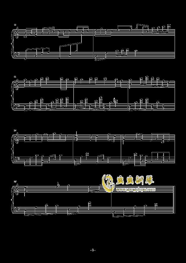 new age钢琴谱 第2页