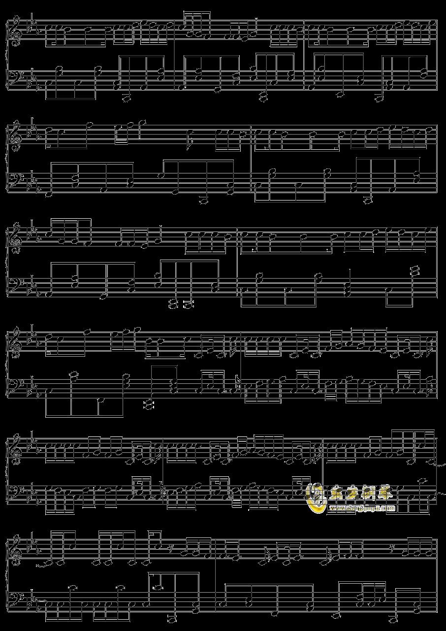 Masked bitcH钢琴谱 第2页