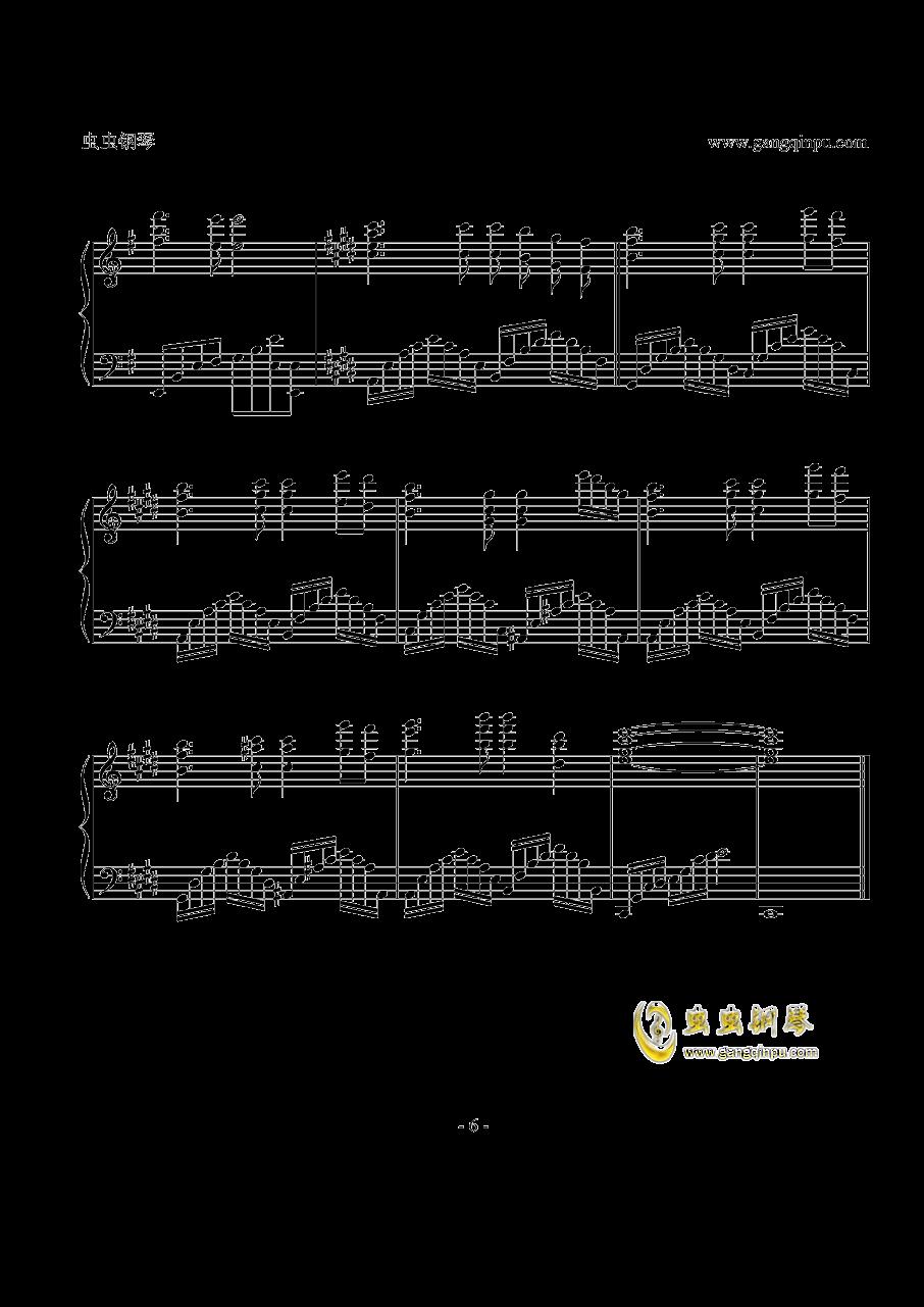 归来去兮简谱_归来兮钢琴简谱