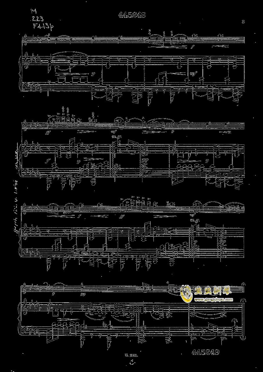 音诗 Op.39钢琴谱 第3页