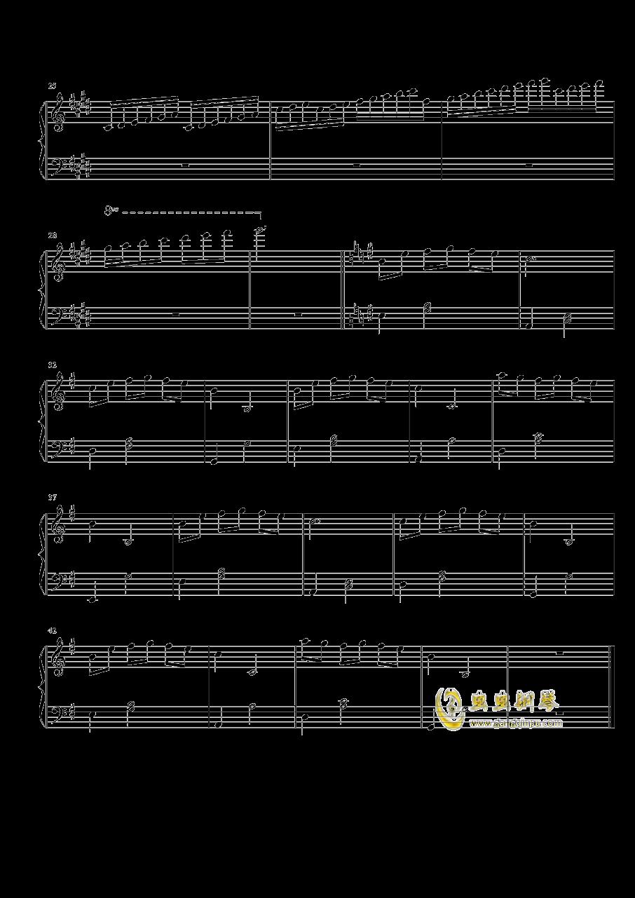 La La Land钢琴谱 第2页