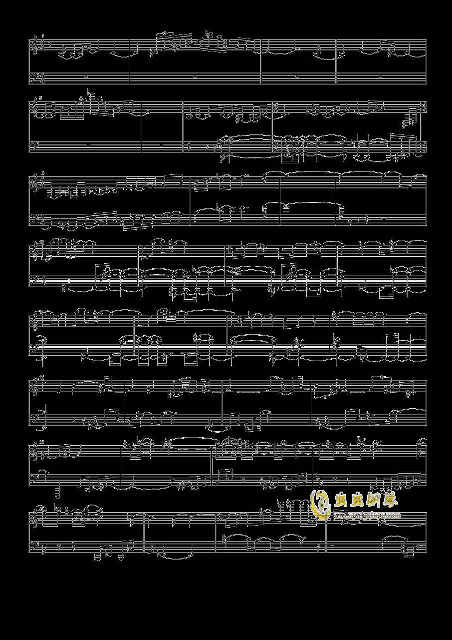 斯巴达克斯钢琴谱 第1页