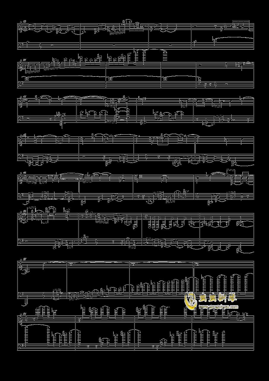 斯巴达克斯钢琴谱 第2页
