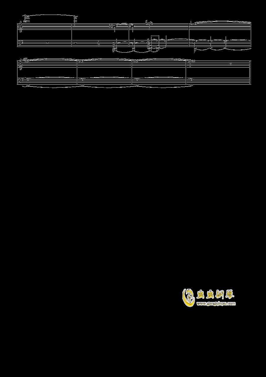 斯巴达克斯钢琴谱 第5页