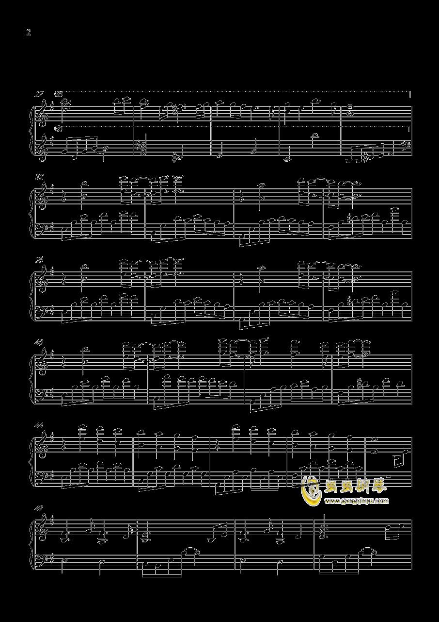 叹云兮钢琴曲谱-叹三世兮步尘芳钢琴谱,叹三世兮步尘芳钢琴谱网,叹三世兮步尘芳
